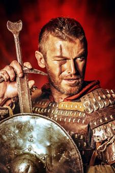 The Emperor's Blades image